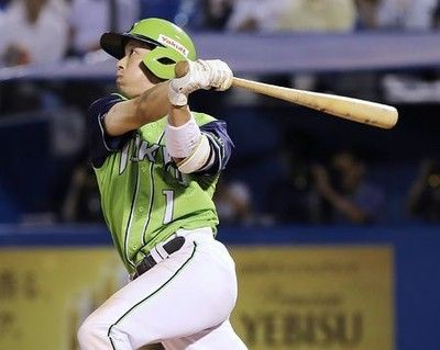 スイング向上に手応え=山田哲、トリプル3へ順調-プロ野球・ヤクルト