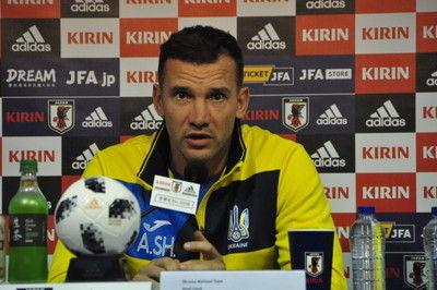 <サッカーW杯>日本サプライズあるウクライナ代表監督