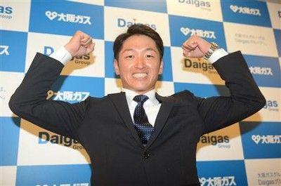 阪神ドラ1、近本「名前が出てビックリした」
