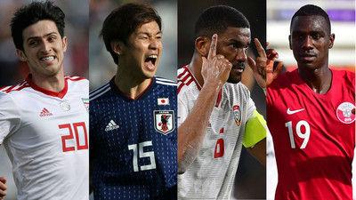 アジア杯ベスト4が決定!準決勝はイランvs日本、カタールvsUAEに…韓国と豪州は8強で姿消す
