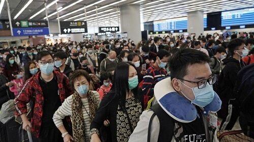 コロナウイルス 新型肺炎 国際線 空港 マスク クレームに関連した画像-01