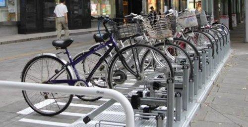 駐輪場 自転車 鍵 ワイヤーに関連した画像-01