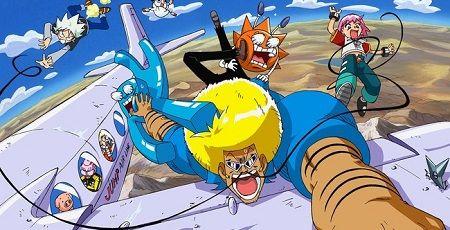 ボボボーボ・ボーボボ 週刊少年ジャンプ アニメ YouTubeに関連した画像-01