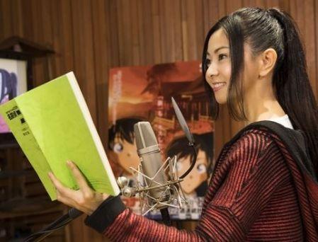 倉木麻衣 名探偵コナン 声優初挑戦 紅の修学旅行編 本人役に関連した画像-01