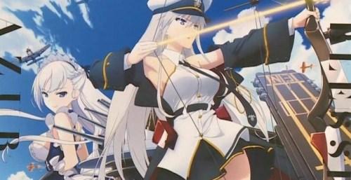アズールレーン アズレン TVアニメ 10月 放送開始に関連した画像-01