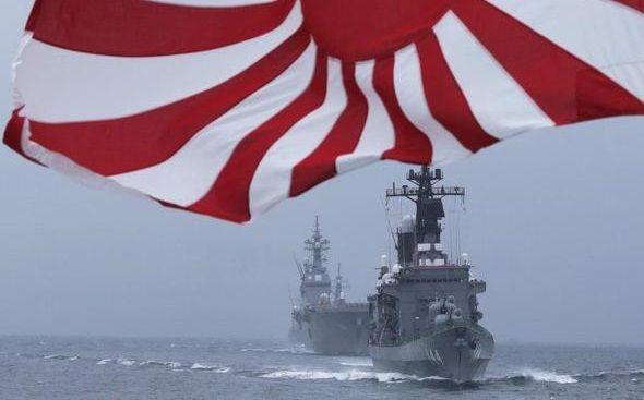海上自衛隊 旭日旗 国旗 韓国に関連した画像-01
