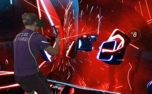 ビートセイバー 音ゲー VRに関連した画像-01
