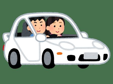 car_sports_couple