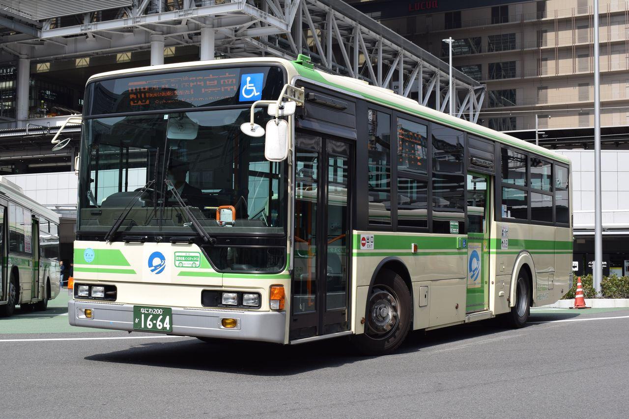 民営化初日のOsakaMetroと大阪シティバス : 千日前線なサイト