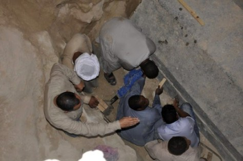 image credit:Courtesy Egypt's Ministry of Antiquities