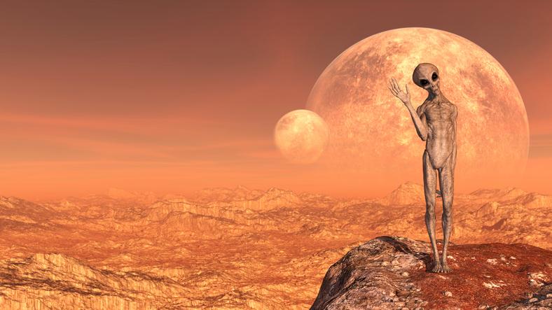金星で生命体の痕跡を発見か?