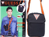 GUESS Special Book 《付録》 ロゴテープショルダーバッグ