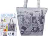 MOOMIN Wポケットつき 保冷ビッグトートバッグ BOOK 《付録》 ダブルポケットつき保冷ビッグトートバッグ