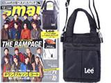 smart (スマート) 2019年 12月号 《付録》 Lee コンパクトで機能的!ミニヘルメットバッグ