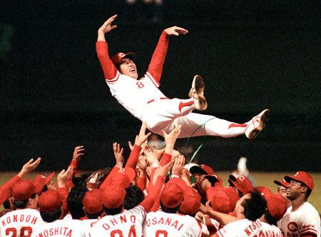リーグ優勝1991年