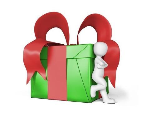 うちの家族のプレゼント交換