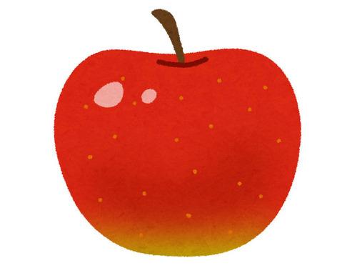 ノルウェーとリンゴの実