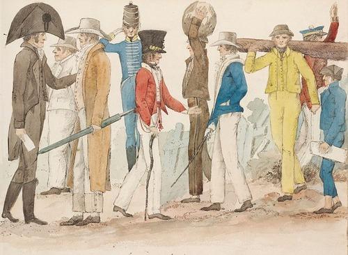 流刑地時代のオーストラリア