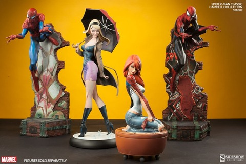 J-Scott-Campbell-Spider-Man-Statue-Series
