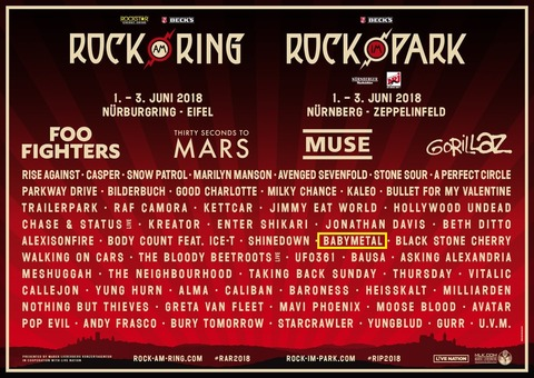 rock ring & park