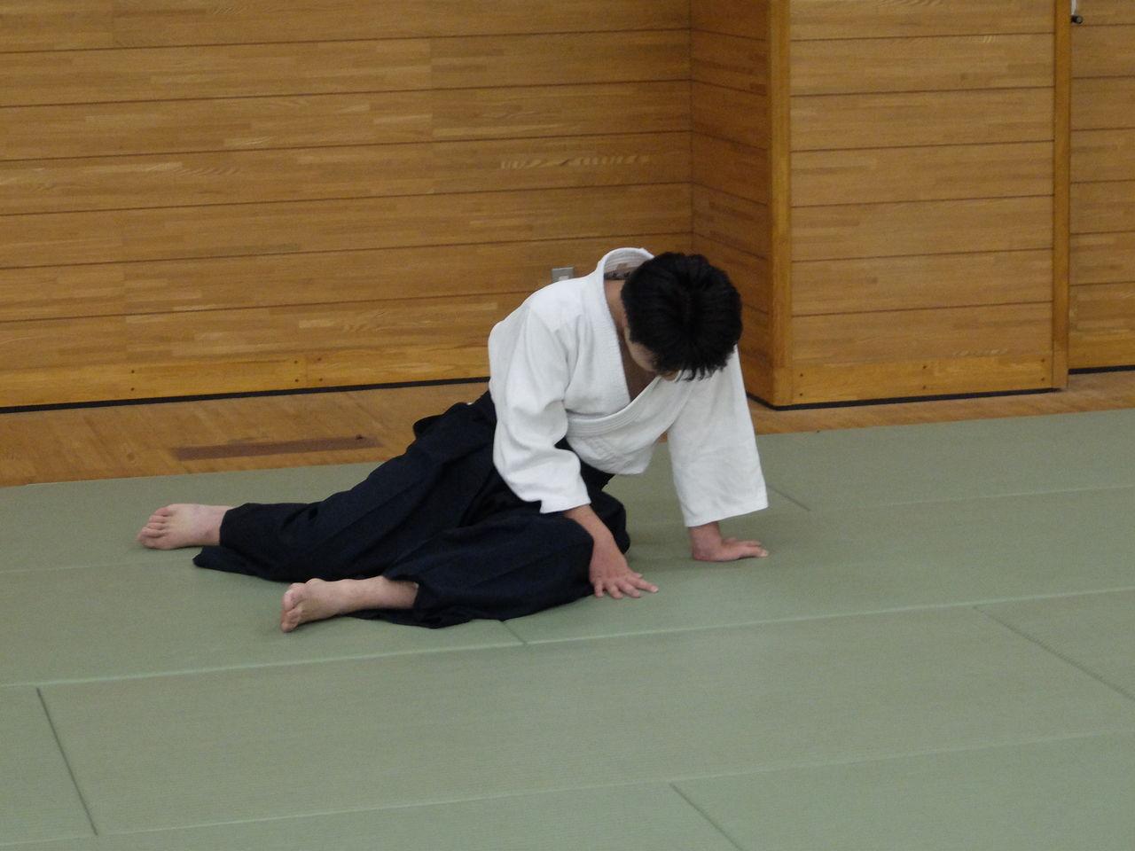 宮崎大學合気道部:昇級審査が近づいています。