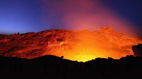 130518エルタ・アレの溶岩湖@エチオピア