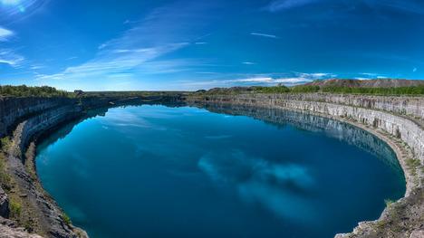 140117マルモラの廃鉱跡@カナダ オンタリオ州