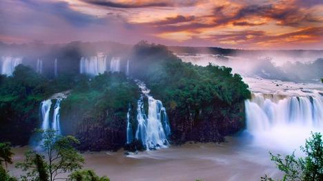 130418イグアス国立公園@アルゼンチン・ブラジル