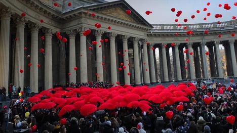 140308国際女性デーのセレモニー@サンクトペテルブルク