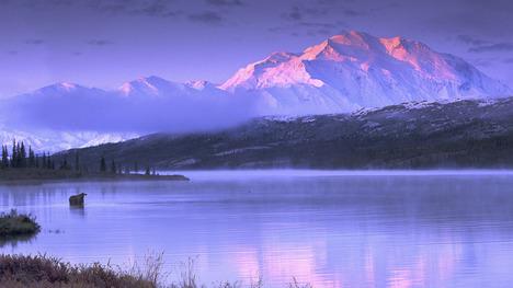 141123ワンダー湖@アメリカ アラスカ