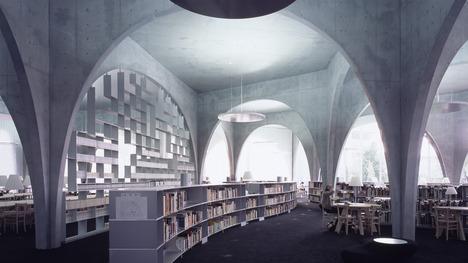131028多摩美術大学図書館@東京 八王子市