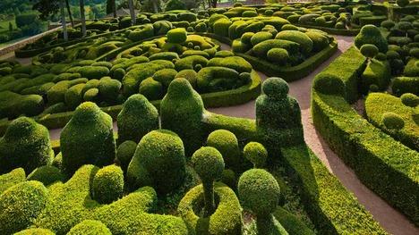 130406マルケイッサク庭園@フランス ドルドーニュ