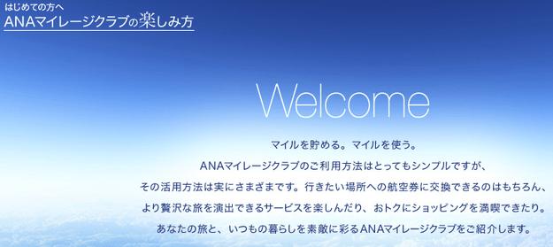 ANAマイレージクラブ新規入会3