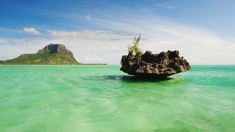 131209サンゴの小島@モーリシャス共和国