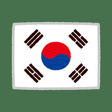 illustkun-01081-korea-flag