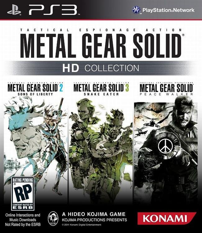 Metal Gear Solid Psp Edition