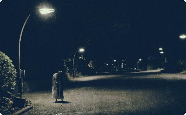 幽霊、怖い