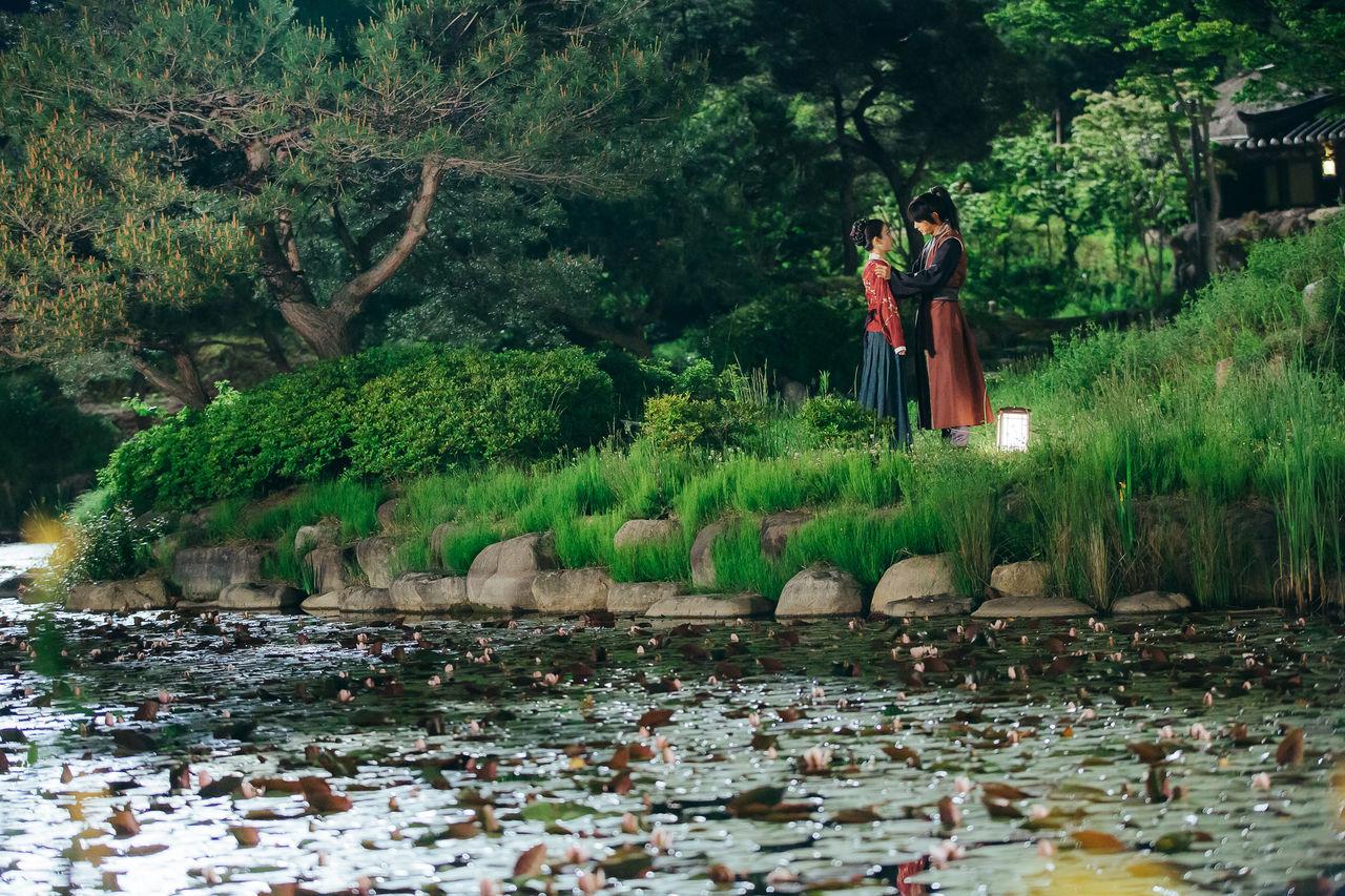 Resultado de imagen de scarlet heart ryeo lake