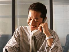 電話営業イメージ
