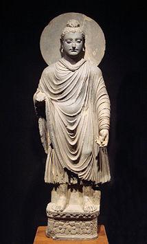 214px-Gandhara_Buddha_(tnm)