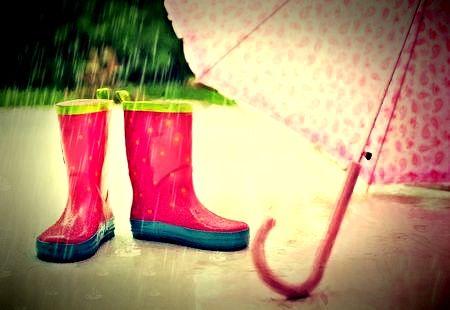雨にまつわる怖い話