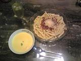 ママさん独り言のママさんがお作りになったゴルゴンゾーラチーズ和え