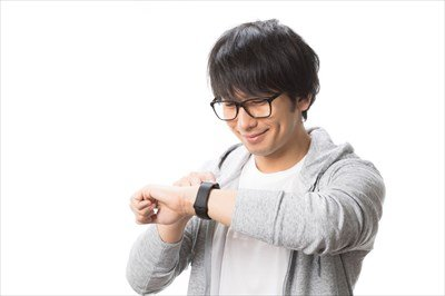 【画像】ワイ大学新入生、時計を買ってしまう!