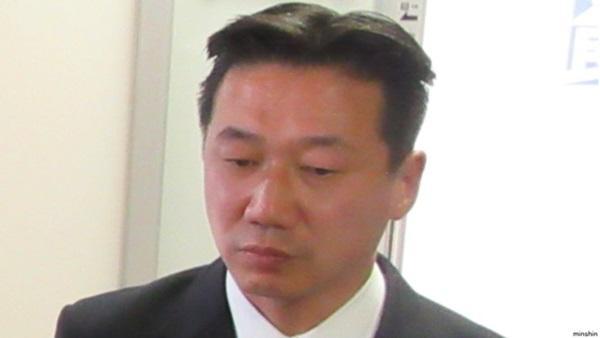 福山哲郎ショボーン