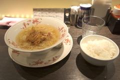 東京老拉麺