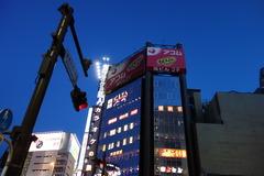 新宿サンフラワービル