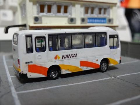 シロクマ市交通局 : 【バスコレ】南海バス(自作品)