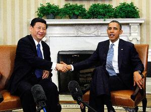 オバマ、習近平2.20.2012