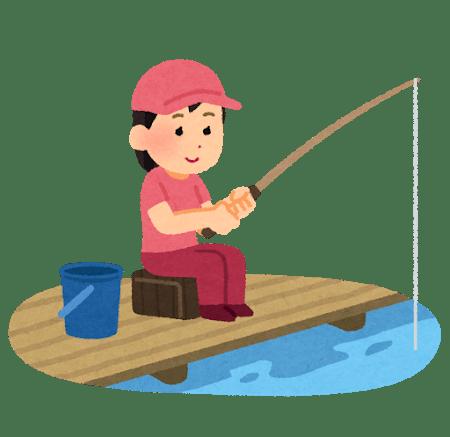 釣りとかいう魚釣るだけの趣味