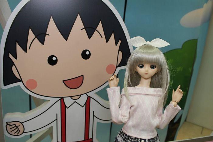 娘(人形)と静岡を観光してきたで!